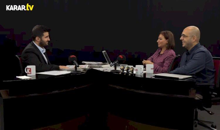 Roj Girasun: Güneydoğu'da AK Parti'nin oyları DEVA ve Gelecek Partisi'ne kayıyor