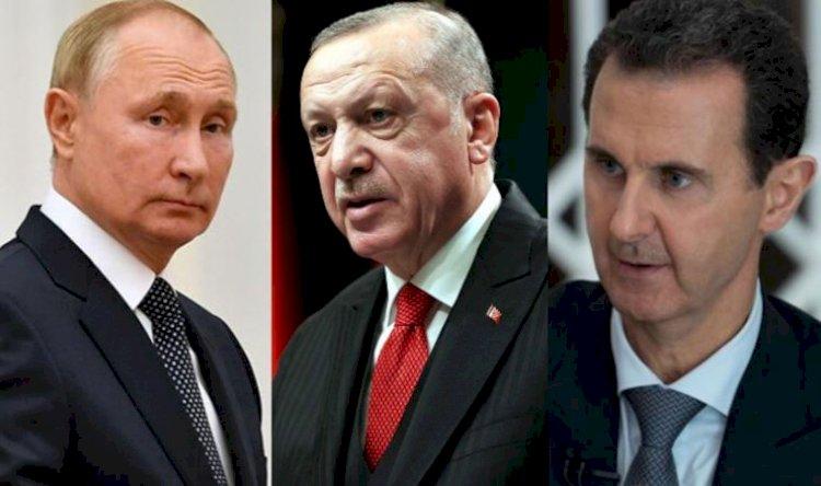Reuters: Putin Suriye'deki ABD ve Türkiye birliklerini eleştirdi