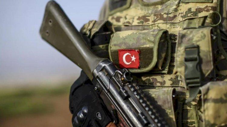 MSB: Pençe-Şimşek operasyon bölgesinde 1 askerimiz şehit oldu