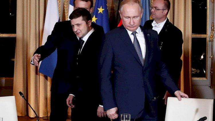 Rusya, Ukrayna'yı NATO'ya teslim etti!