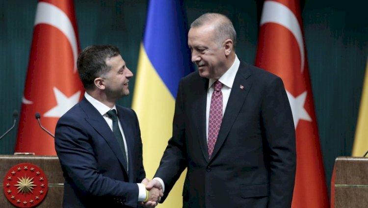 Ukrayna'nın geleceği Türkiye'de!