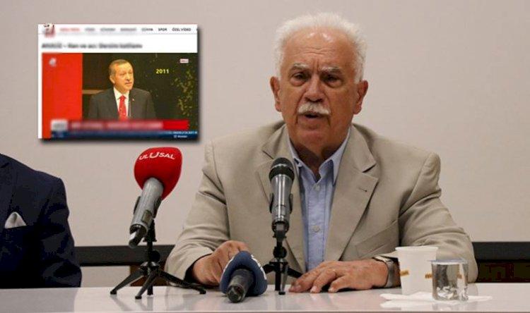 A Haber Erdoğan'ı sabote mi ediyor? Perinçek'ten sert tepki