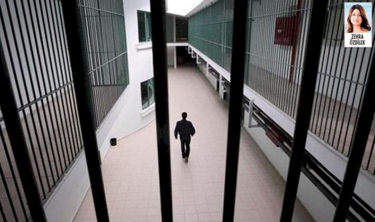 Cezaevi memurlarının sıkıntılarını anlatan dernek başkanına kınama cezası verildi