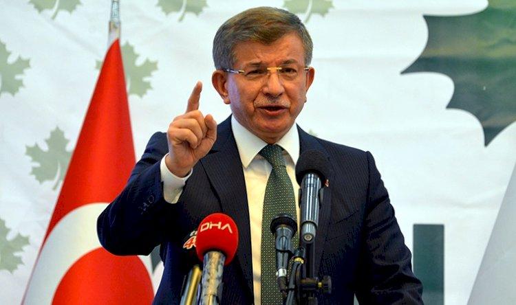 """Davutoğlu'ndan MHP'lileri çıldırtacak açıklama: """"Bütün musibetlerde Devlet Bahçeli var"""""""