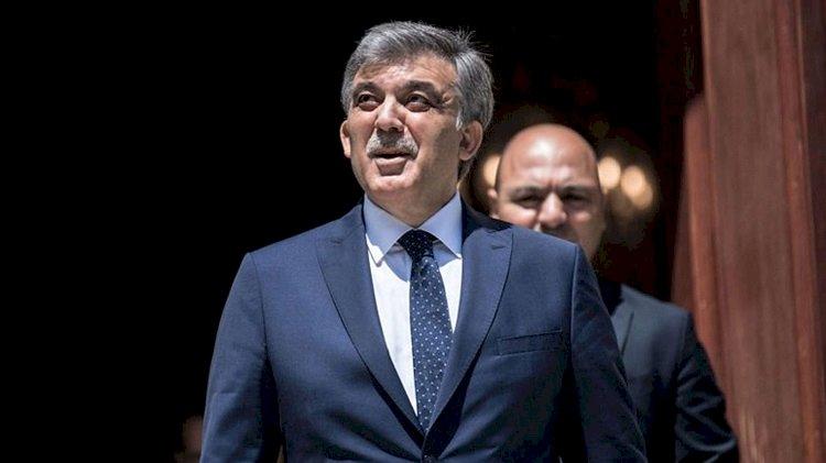 Abdullah Gül'ün ofisi Erdoğan ile görüşme iddiasını yalanladı!