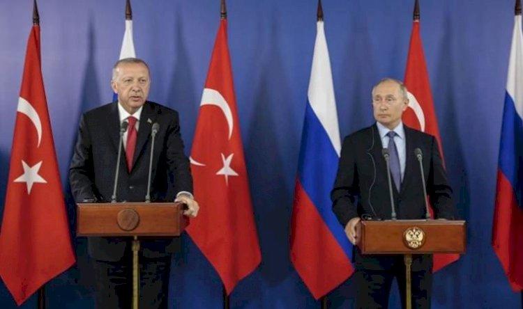 Faik Öztrak: Erdoğan Putin ile görüşmeyi kendi kabinesinden saklıyor, yakında bir kabine değişikliği mi var?
