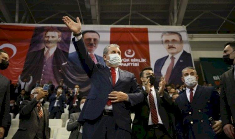 BBP'de bölünme: İstifa ettiler, yeni parti kuracaklarını açıkladılar