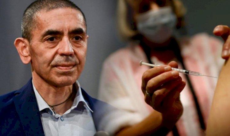 """Uğur Şahin'den aşıların etkinliğiyle ilgili kritik açıklama: """"Evrimi yeni başladı"""""""