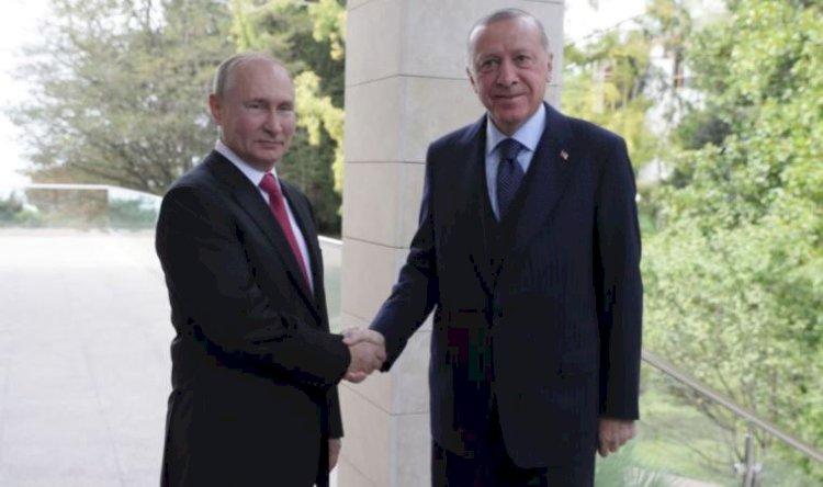 Rus uzmandan Putin ve Erdoğan'ın vücut dilleri analizi: Kapalı kapılar ardında...