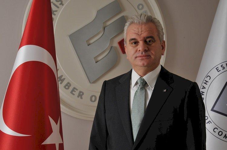 Metin GÜLER /Eskişehir Ticaret Odası Başkanı