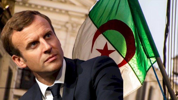 Fransa ve Cezayir arasında 'Osmanlı' gerginliği