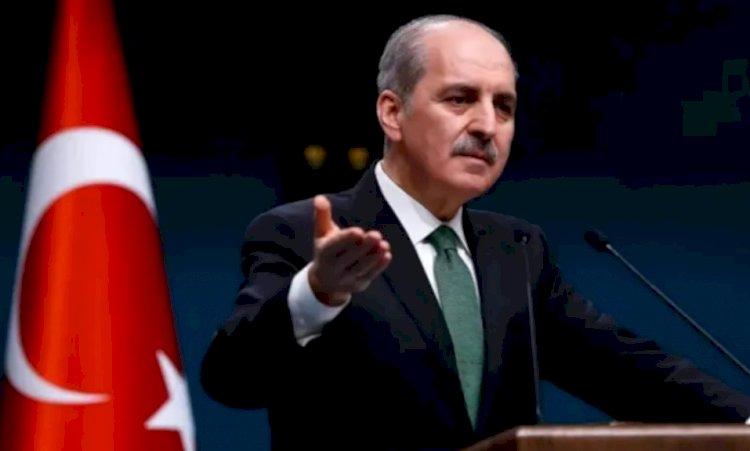 'Erdoğan hasta' iddiasına Numan Kurtulmuş'tan tepki: Ismarlama yazı