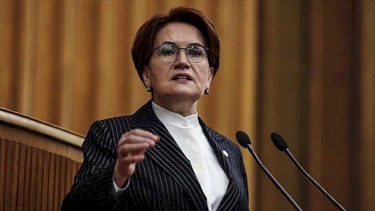 Akşener'den 'Dindar anayasa' isteyen İsmail Kahraman'a tepki: Ailesinin yarısı FETÖ'den kaçak
