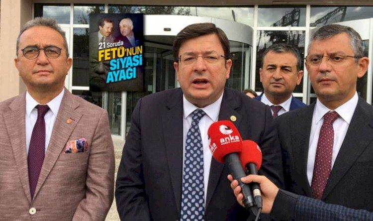 """""""FETÖ'nün siyasi ayağı"""" davasında CHP'li Gökçen ifade verdi"""