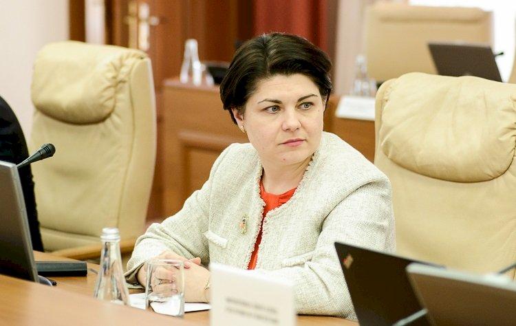 Moldova Başbakanı: Doğu ve Batı arasında bir seçim değil daha iyi yaşam vaat ettik