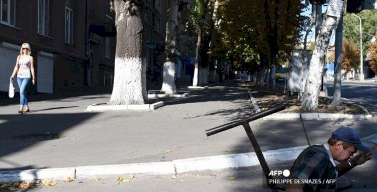 Ukrayna'da Yahudilerin Nazilerden saklandığı kanalizasyon oyukları ortaya çıktı