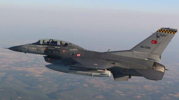 Türkiye 40 adet F-16 ve 80'e yakın modernizasyon kiti almak için ABD'ye başvurdu
