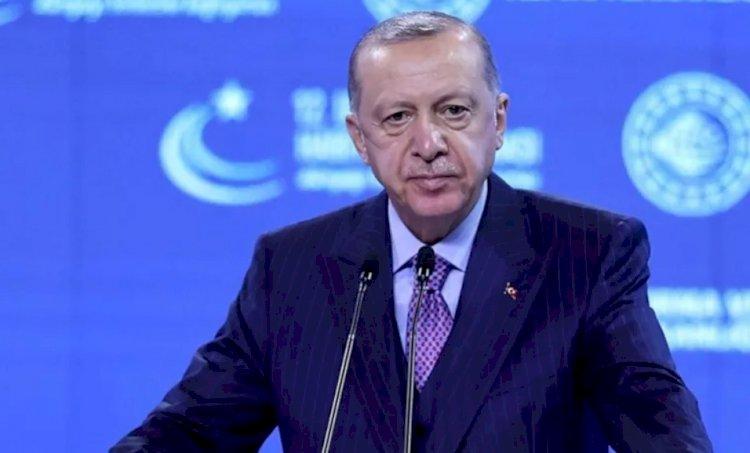 Erdoğan: Dünya değişiyor, Türkiye öncülüğü üstlenecek