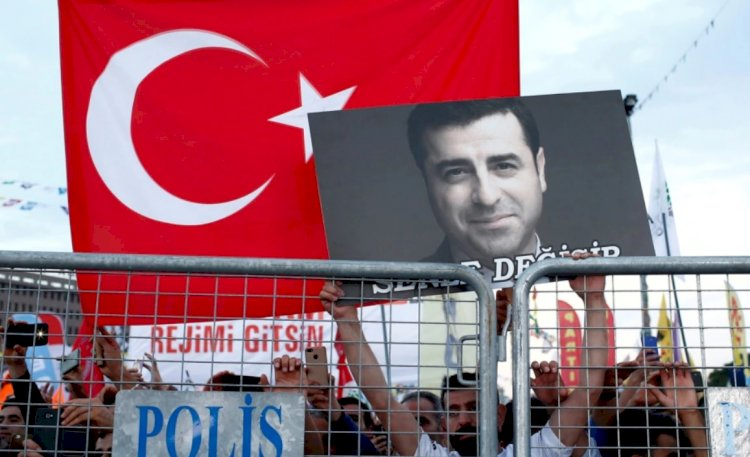 Türkiye'den AİHM'e 'Demirtaş Eylem Planı'