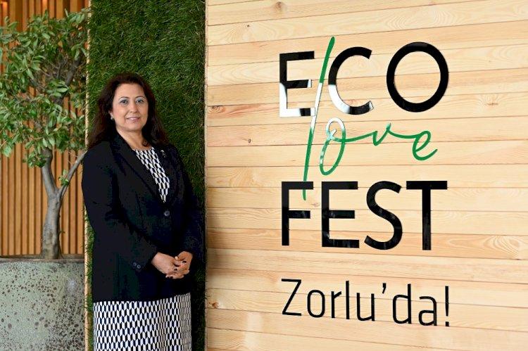 """Sürdürülebilir yaşamın kalbi """"Eco Love Fest""""de atıyor"""
