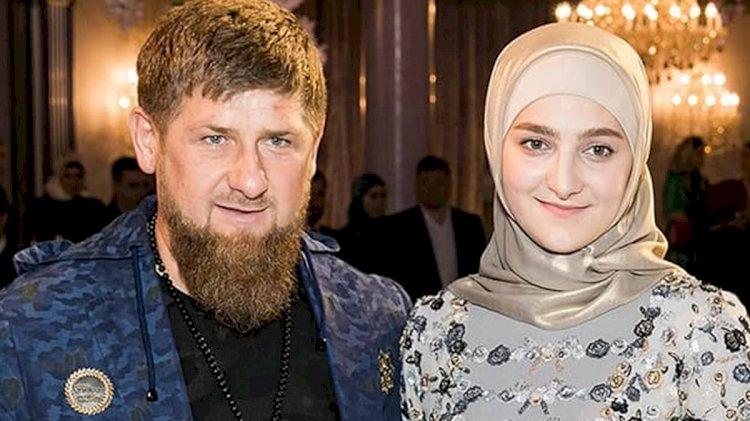 Çeçen lider Kadirov'un kızı Ayşat, kültür bakanı olarak atandı