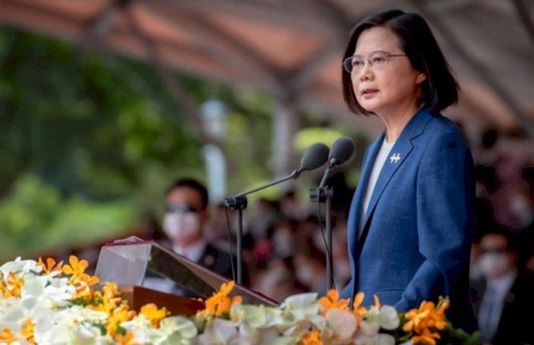 Tayvan'dan ''Boyun Eğmeyeceğiz'' Mesajı