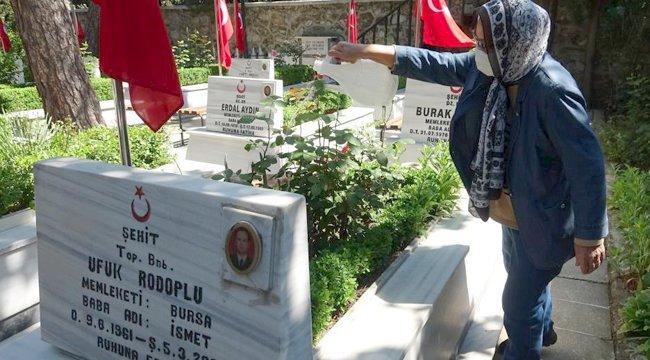 Topçu Binbaşı Ufuk Rodoplu'nun kızı Elif'in haykırışı