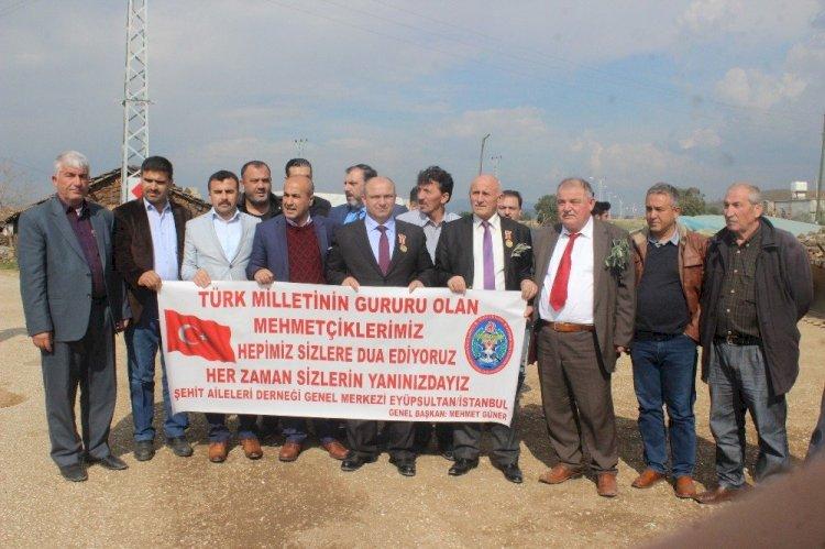 İstanbul Şehit Aileleri Derneği Genel Başkanı Mehmet Güner