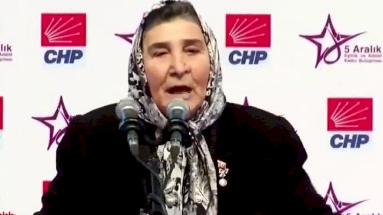 Şehit Anaları Derneği Başkanı Pakize Alp Akbaba beraat etti