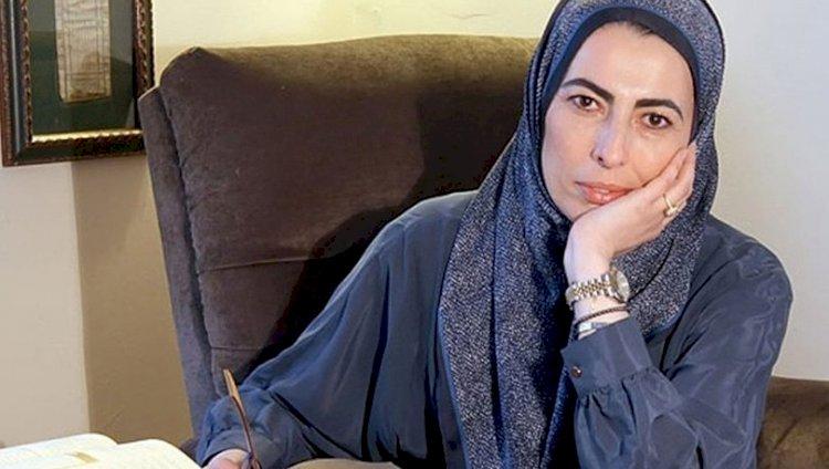 Şehit Erol Olçok'un eşi, şehit Abdullah Tayyip Olçok'un annesi Nihal Olçok!