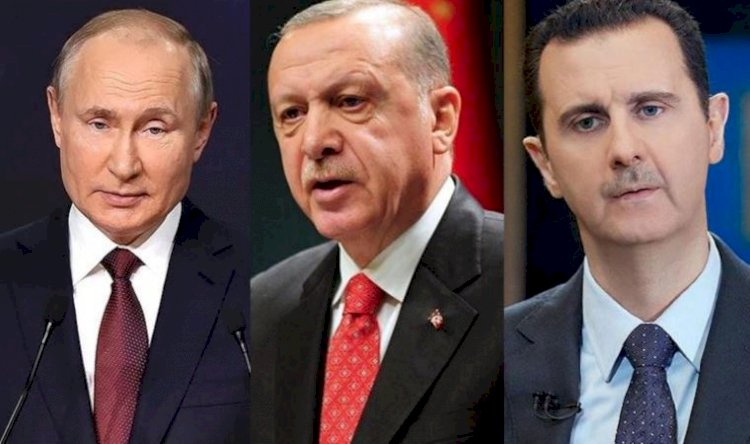 Suriye'den sert Türkiye açıklaması: Topraklarımızdan çekilmeli