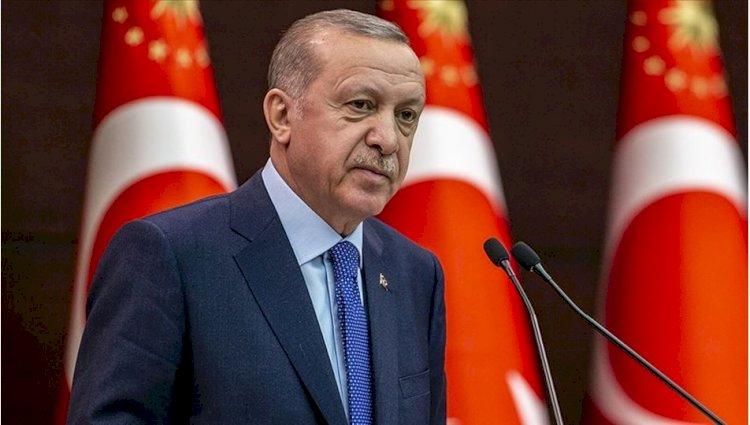 """Erdoğan'dan dikkat çeken sözler... """"Tahammülümüz kalmadı"""""""