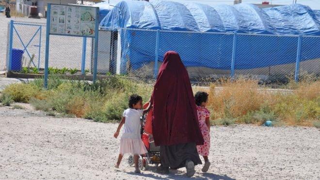 IŞİD'in kadın ve çocukları: Bu çağın cüzzamlıları mı?
