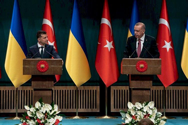 Zelenskiy, Türk İş Dünyasını Ukrayna'ya Davet Ediyorum