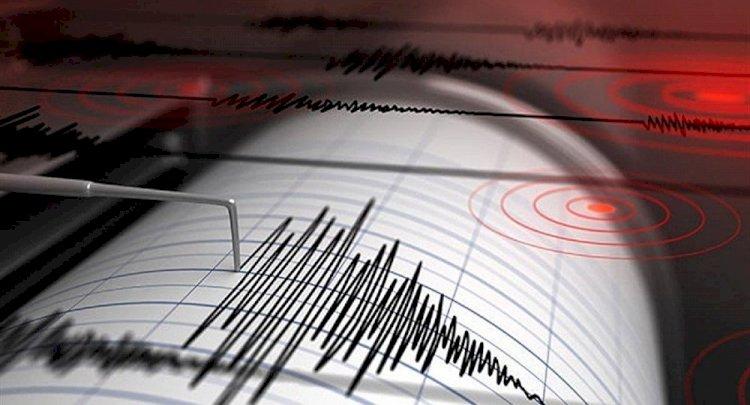Depremin 6,41 kilometre derinlikte meydana geldiği belirlendi.