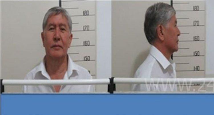 Atambayev'e cinayet suçlaması yöneltildi