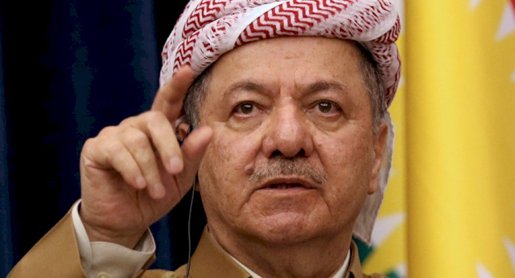 Barzani: Kürt kanı Kürt eliyle dökülmesin diye çalışıyoruz