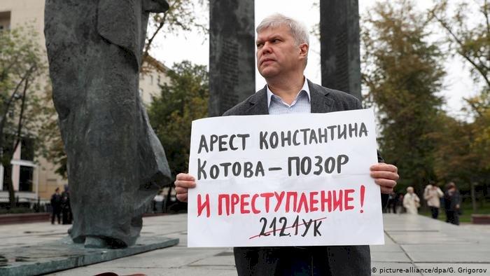 Özgür seçimler için Moskova'da protestolar sürüyor