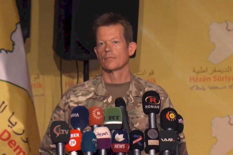 ABD'li General Pont: Uluslararası koalisyon, sınır güvenliği konusunda Türkiye ile anlaştı,