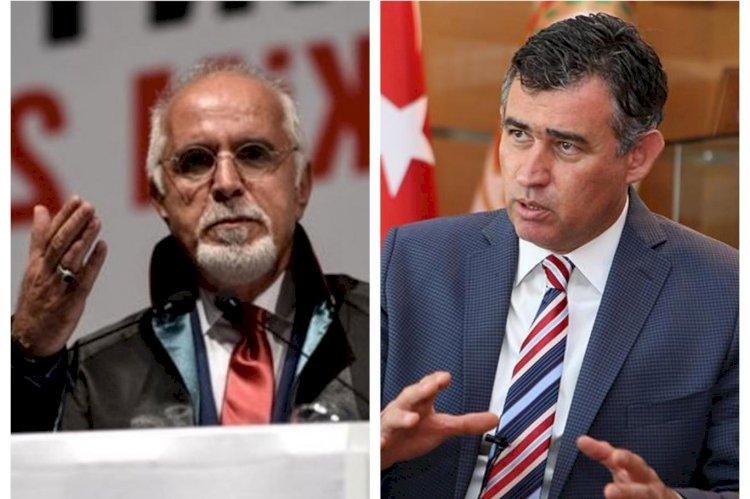 İstanbul Barosu Başkanı Durakoğlu'ndan Feyzioğlu'na eksen kayması değerlendirmesi
