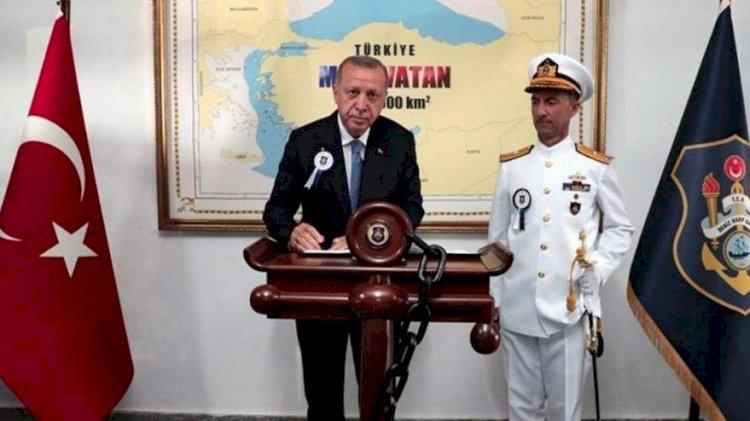 Son dakika… Erdoğan'ın fotoğrafına Yunan Dışişleri Bakanı'ndan tepki geldi