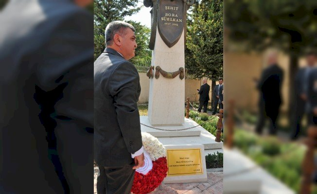 Şehit diplomat Süelkaniçin Bulgaristan'da tören