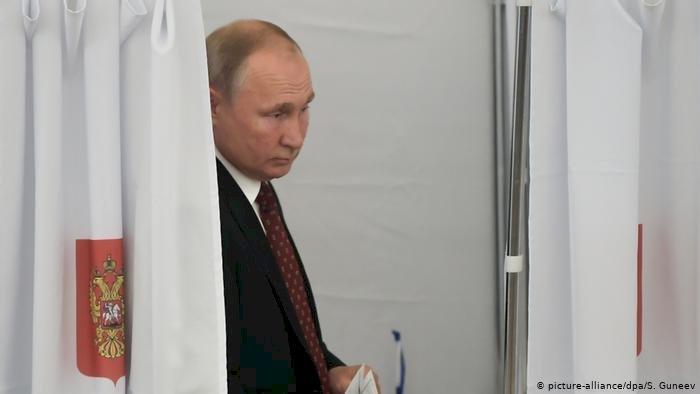 FAZ: Seçim sonuçları Putin rejimine bir uyarı