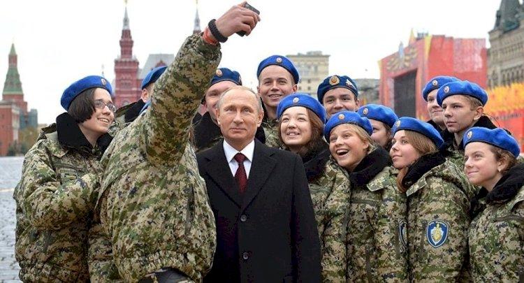 Putin 30'a yakın yüksek rütbeli subayı görevden aldı