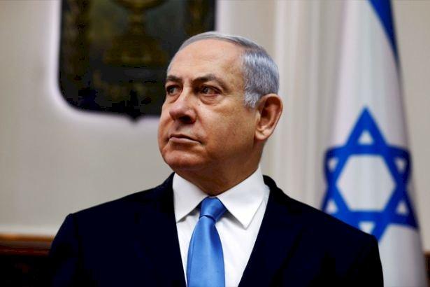 Batı Şeria'yı ilhak niyetini açıklayan Netanyahu'nun toplantısında füze alarmı: Sığınağa götürüldü
