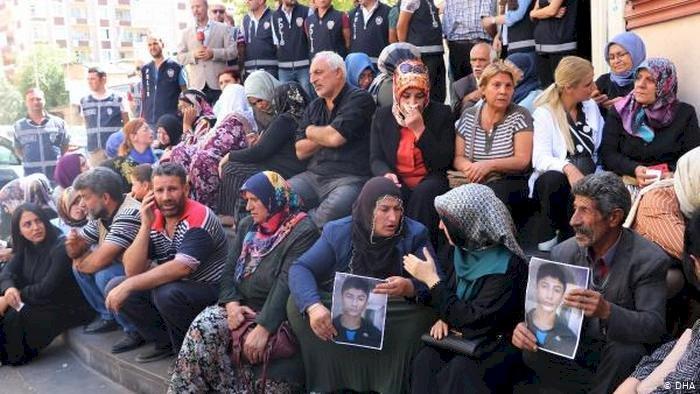 PKK'ya katılan çocuklar yeniden gündemde