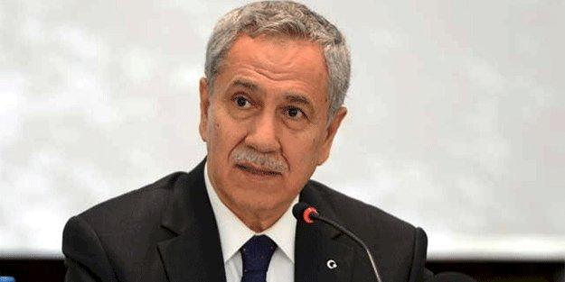 Bülent Arınç'tan Ahmet Türk eleştirilerine cevap
