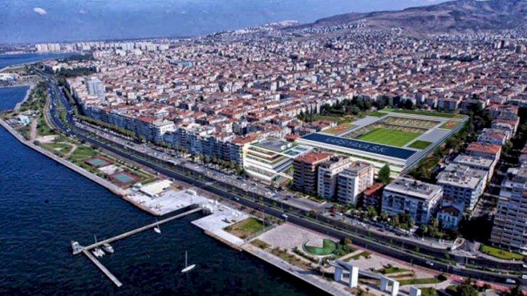 Karşıyaka Stadı'nda ihale aşaması kaldı