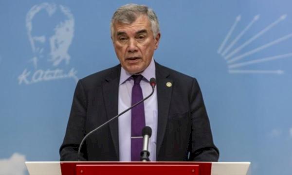 CHP'den Suriye açıklaması: İlişkiler istihbarat örgütleriyle yürütülmemeli