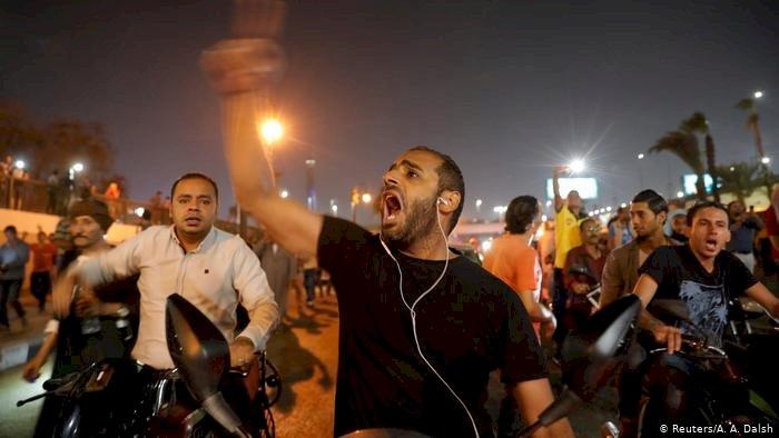 Mısır'da Sisi karşıtları gösterileri sürdürdü